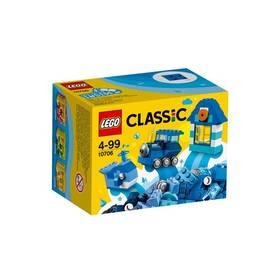 LEGO® CLASSIC 10706 Modrý kreativní box + Doprava zdarma