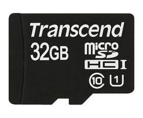 Transcend MicroSDHC Premium 32GB UHS-I U1 (45MB/s) (TS32GUSDCU1)