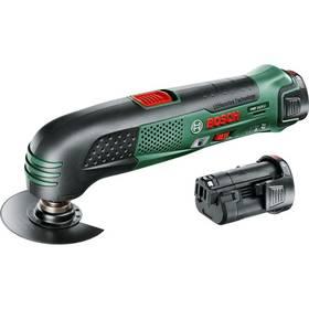 Bosch PMF 10,8 LI (2 aku, 2,0 Ah) zelená + Doprava zdarma