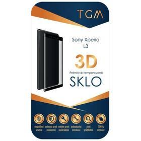 Tvrzené sklo TGM 3D na Sony Xperia L3 (TGM3DSXL3)
