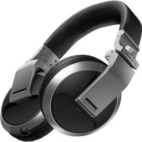 Pioneer DJ HDJ-X5-S (HDJ-X5-S) stříbrná