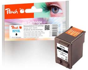 Peach HP 21 XL,520 stran, kompatibilní (313168) černá
