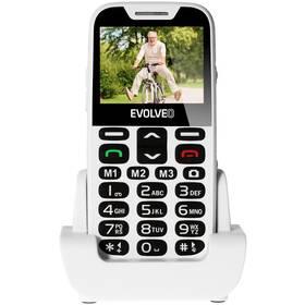 Evolveo EVOLVEO EasyPhone XD pro seniory (EP-600-XDW) bílý