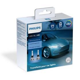 Philips LED H1 Ultinon Essential 2 ks (11258UE2X2)