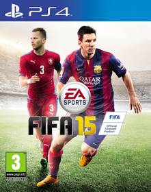 EA PlayStation 4 FIFA 15 (EAP4206000)