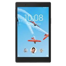 """Lenovo TAB4 8"""" LTE (ZA2D0062CZ) černý SIM s kreditem T-Mobile 200Kč Twist Online Internet (zdarma)"""