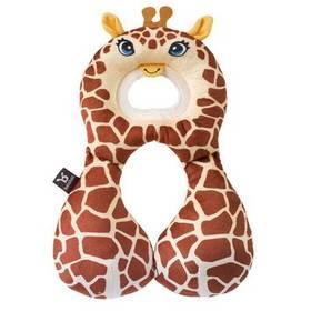 Dětský nákrčník s opěrkou hlavy BenBat 1-4 roky - žirafa