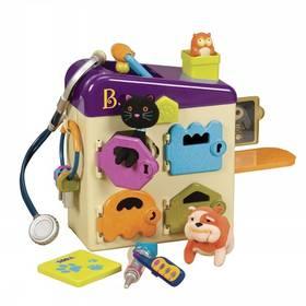 Veterinářský kufřík B-toys Pet Vet Clinic + Doprava zdarma