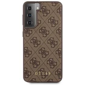 Guess 4G na Samsung Galaxy S21 5G (GUHCS21SG4GFBR) hnedý