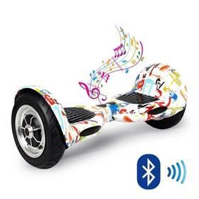 Kolonožka Crazy Offroad APP + Reflexní sada 2 SportTeam (pásek, přívěsek, samolepky) - zelené v hodnotě 58 Kč + Doprava zdarma