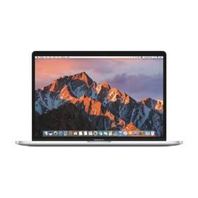 """Apple MacBook Pro 15"""" s Touch Bar 256 GB - Silver (MPTU2CZ/A) Software F-Secure SAFE, 3 zařízení / 6 měsíců (zdarma)"""