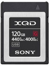 Sony XQD G 120 GB (440R/400W) (QDG120F)