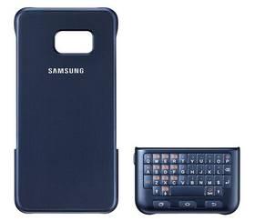 Samsung s klávesnicí pro Galaxy S6 Edge+ (EJ-CG928BB) (EJ-CG928BBEGWW) modrý + Doprava zdarma