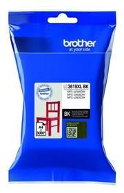 Brother LC3619XLBK pro tiskárny MFC-J2330DW/J3530DW/J3930DW 3000 str. (LC3619XLBK) černá