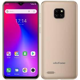 UleFone Note 7 Dual SIM (ULE000251) zlatý
