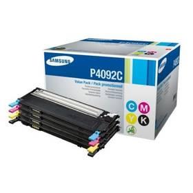 Samsung CLT-P4092C, 1K stran - originální (CLT-P4092C/ELS) černý/červený/modrý/žlutý + Doprava zdarma