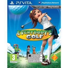 Sony PS VITA EveryBody's Golf (PS719205524)