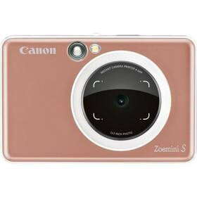 Canon Zoemini S ružový/zlatý