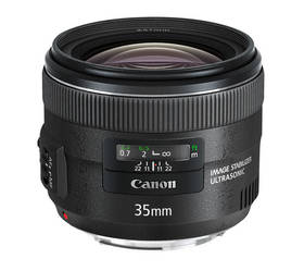 Canon EF 35mm f/2 IS USM (5178B005)