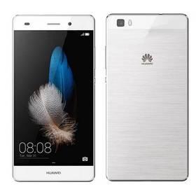 Huawei P8 Lite DS (SP-P8LITEDSWOM) bílý SIM s kreditem T-Mobile 200Kč Twist Online Internet (zdarma)Software F-Secure SAFE 6 měsíců pro 3 zařízení (zdarma) + Doprava zdarma