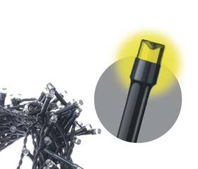 EMOS 200 LED, 10m, řetěz, teplá bílá (1534210080)