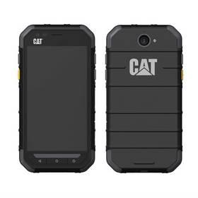 Caterpillar S30 DualSIM (CAT S30) černý SIM s kreditem T-Mobile 200Kč Twist Online Internet (zdarma)+ Voucher na skin Skinzone pro Mobil CZ v hodnotě 399 Kč + Doprava zdarma