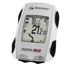 Sigma Rox 10.0 GPS Basic bílý + Doprava zdarma