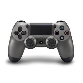 Gamepad Sony Dual Shock 4 pro PS4  - steel black (PS719817758)
