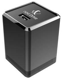 Datové uložiště (NAS) NextDrive Plug (NEX0001) černá USB Flash Sony Micro Vault SA1 DUO 32GB OTG - bílý (zdarma)
