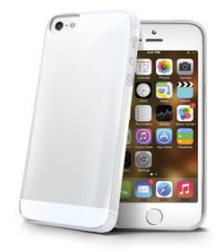 Celly Gelskin pro Apple iPhone 5/5s/SE (GELSKIN185) průhledný