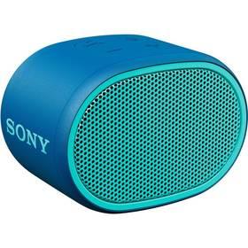 Sony SRSXB01 (SRSXB01L.CE7) modrý