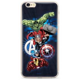 Marvel Avengers pro Apple iPhone X (MPCAVEN045) modrý