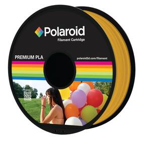 Polaroid Universal Premium PLA 1kg 1.75mm (3D-FL-PL-8017-00) zlatá