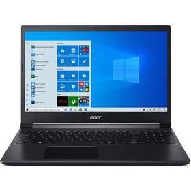 Acer Aspire 7 (A715-41G-R40P) (NH.Q8QEC.004) černý
