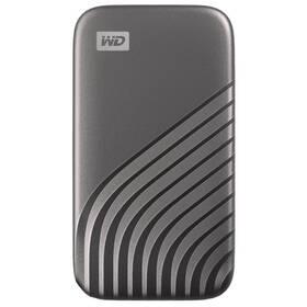 Western Digital My Passport SSD 1TB (WDBAGF0010BGY-WESN) šedý