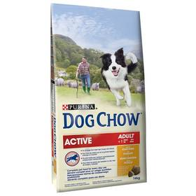 Purina Dog Chow Active kuře 14 kg