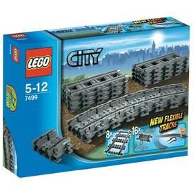 Stavebnica Lego® City 7499 Ohebné koleje