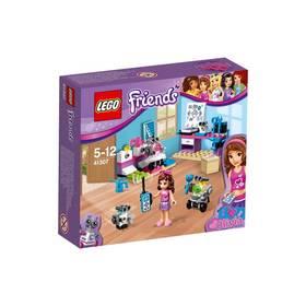 LEGO® FRIENDS 41307 Olivia a tvůrčí laboratoř