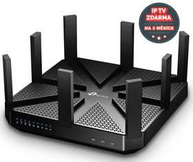 TP-Link Talon AD7200 + IP TV na 3 měsíce ZDARMA (AD7200) černý + Doprava zdarma