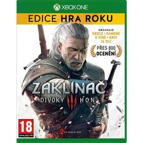 Hra CD Projekt Xbox One Zaklínač 3: Divoký hon - Edice hra roku (8595071033887)