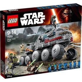 LEGO® Star Wars TM 75151 Clone Turbo Tank™ - Turbo tank Klonů