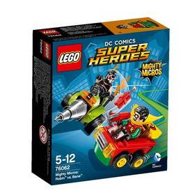 LEGO® SUPER HEROES™ 76062 Mighty Micros Robin vs. Bane