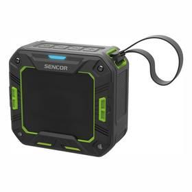 Přenosný reproduktor Sencor SSS 1050 (35049780) černý/zelený