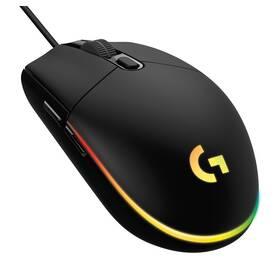 Logitech Gaming G102 Lightsync (910-005823) čierna