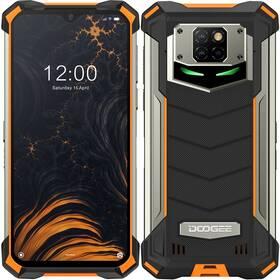 Doogee S88 Plus Dual SIM (DGE000614) oranžový