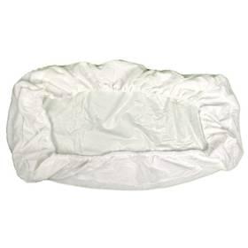 Kaarsgaren nepropustné, froté 60 x 120 cm bílé
