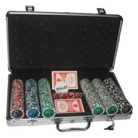 Master 300 v alu kufru s označením hodnot