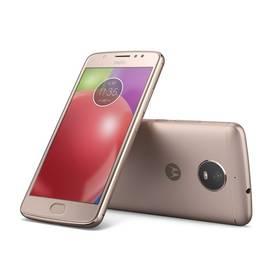 Motorola Moto E Dual SIM (PA750088CZ) zlatý Software F-Secure SAFE 6 měsíců pro 3 zařízení (zdarma) + Doprava zdarma