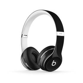 Beats Solo2 On-Ear Luxe Edition (ML9E2ZM/A) čierna