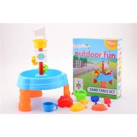 Vodní stolek s bábovičkami Alltoys